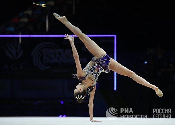 Художественная гимнастика. Чемпионат Европы