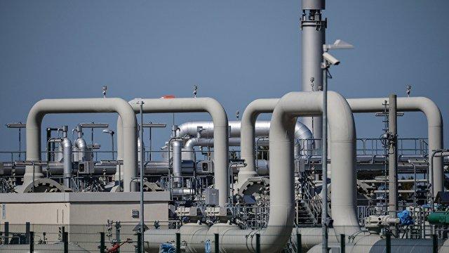 Bloomberg (США): Россия возобновляет строительство газопровода в Европу, не дожидаясь санкций США