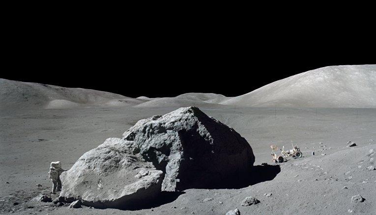 Миссия Аполлон-17