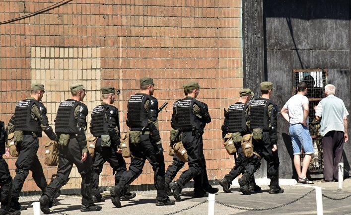 В исправительной колонии в Одессе произошел бунт заключенных