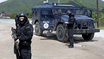 В Косово освободили российского сотрудника ОМОН