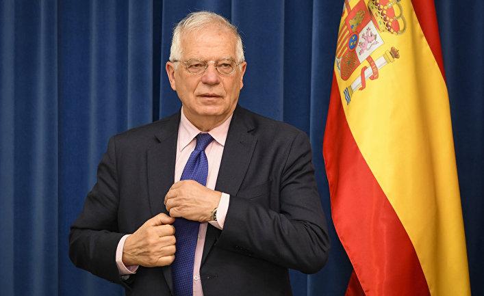 Испанский политик Жозеп Боррель