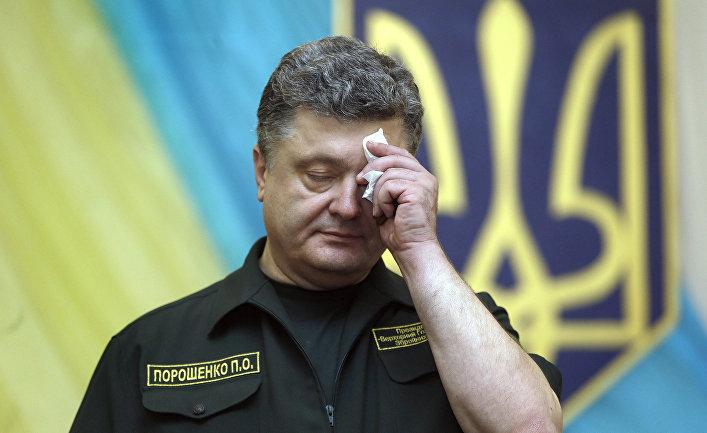 8 сентября 2014. Президент Украины Петр Порошенко