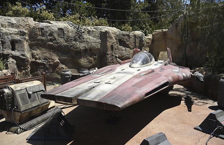Тематический парк «Звёздные войны: Край Галактики»