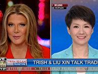 теледебаты ведущих США и Китая 31 мая