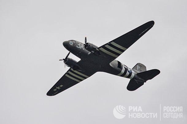 Мероприятия в Нормандии по случаю 75-летия высадки союзников