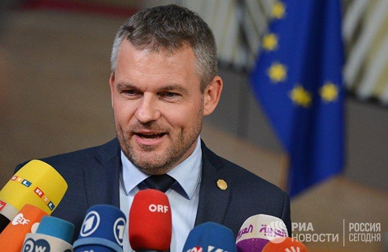 Заседание Европейского Совета