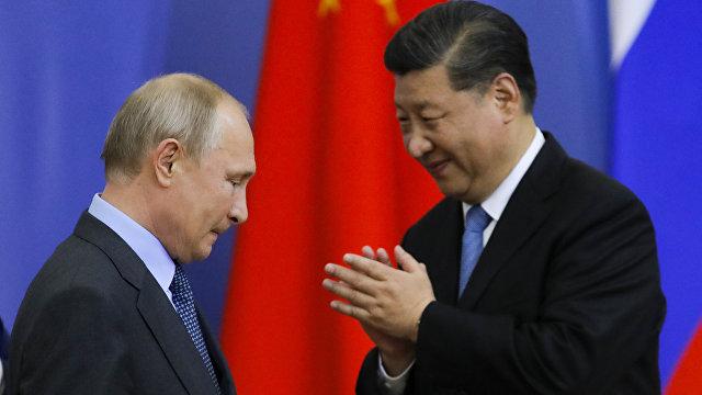 The Washington Post (США): почему все считают, что Россия и Китай друзья