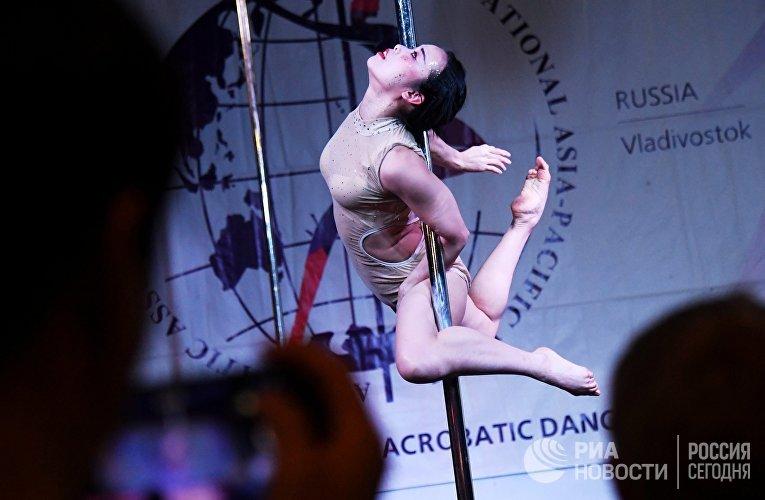 Азиатско-Тихоокеанский чемпионат по воздушной и пилонной акробатике
