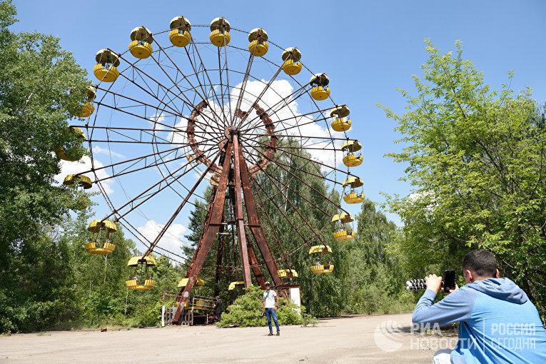 Туристический бум в Чернобыльской зоне отчуждения