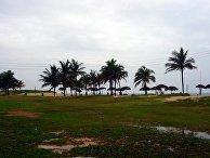 Тарара - небольшой курортный город на Кубе