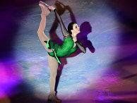 Серебряный призер Олимпийских игр Ирина Слуцкая