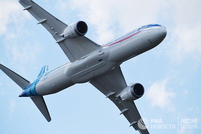 Открытие международного авиасалона в Ле Бурже