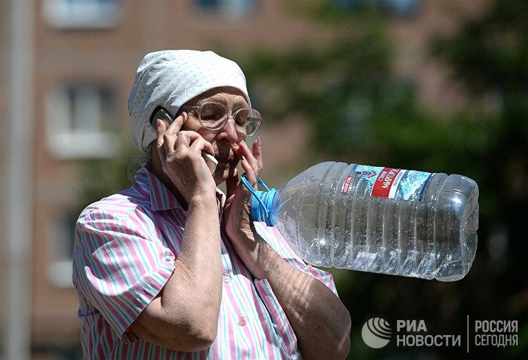 Ситуация в Краматорске Донецкой области