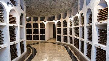 Криковские винные подвалы в Молдавии