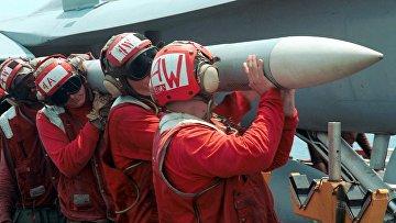 Ракета «воздух-воздух» AIM-120 AMRAAM