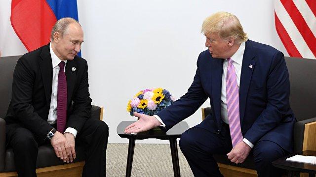 The New Yorker (США): Путин заявил, что возвращать Трампа не собирается