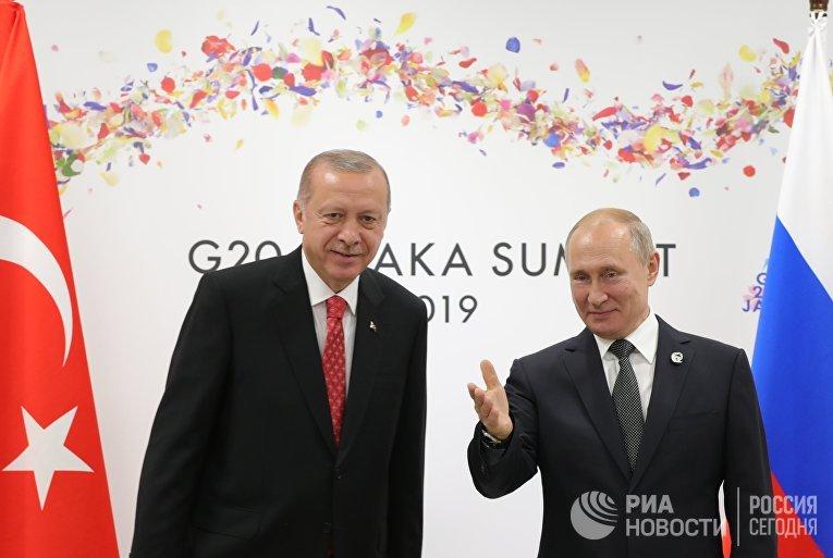 """Рабочий визит президента РФ В. Путина в Японию для участия в саммите """"Группы двадцати"""". День второй"""