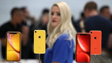 Презентация Apple iPhone XR