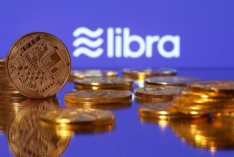 Криптовалюта Facebook Libra
