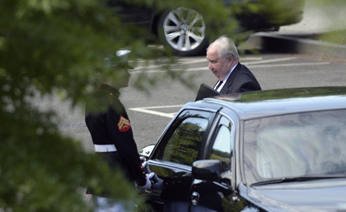 Сергей Кисляк, российский дипломат, посол в США до августа 2017