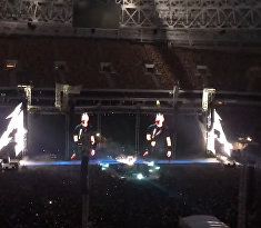 Metallica at Moscow, 21 Jul 2019 / Кино «Группа крови»