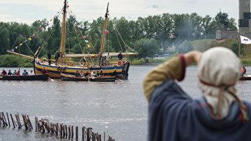Международные Ганзейские дни в Великом Новгороде