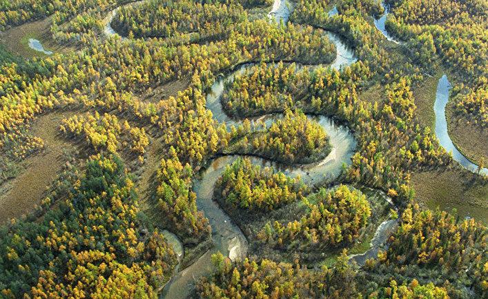 Таёжная речка Фролиха