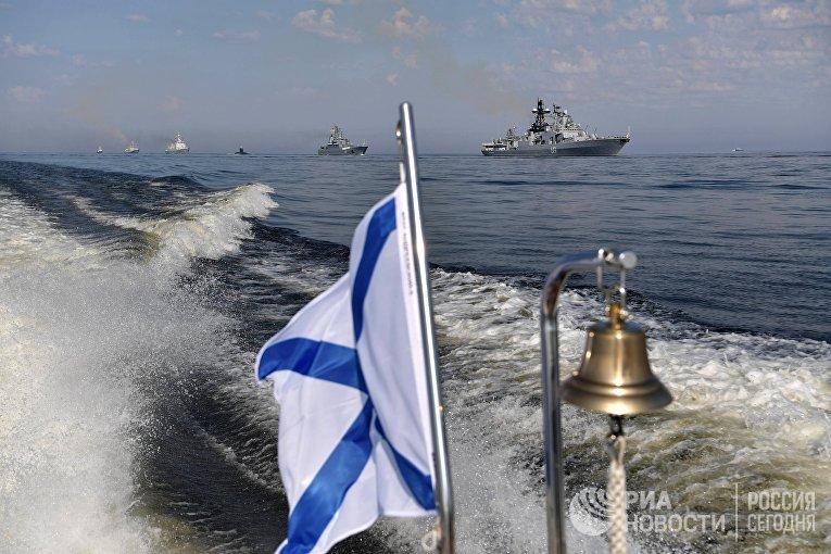 Большой противолодочный корабль проекта 1155 «Североморск»