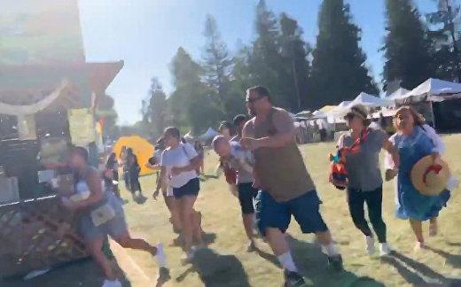 NBC: стрельба в Калифорнии. Трое погибших, 15 пострадавших