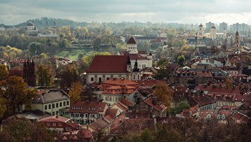 Район Ужупис, Вильнюс, Литва