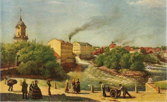 Шведский город Норрчёпинг