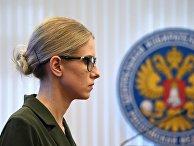 Заседание по рассмотрению жалоб незарегистрированных кандидатов в Мосгордуму