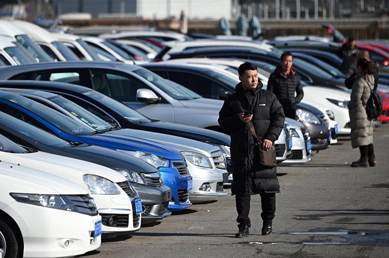 Продажа подержанных автомобилей в Пекине