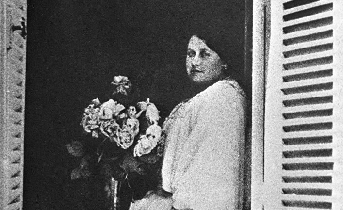 Фрейлина императрицы Александры Фёдоровны, Анна Вырубова