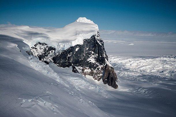 Антарктида, Южный полюс