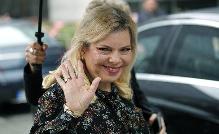 Супруга премьер-министра Израиля Биньямина Нетаньяху Сара Нетаньяху