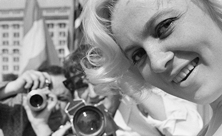 Латвийская актриса, Народная артистка СССР Вия Францевна Артмане