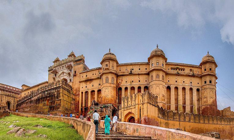 Амбер, Индия