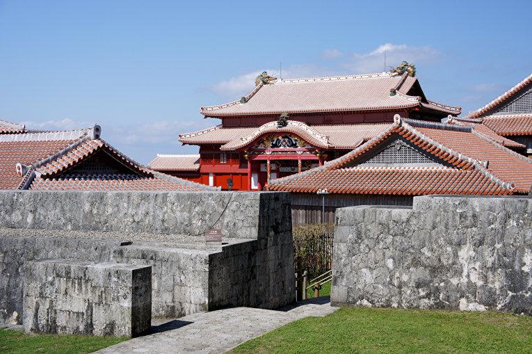 Сюри, Япония
