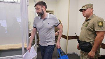 Суд отпустил Кирилла Вышинского