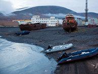 Северный морской путь. Порт Певек