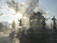 Фонтан «Дружба народов» наВДНХ вМоскве