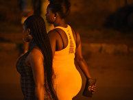 Нигерийские проститутки