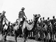 Британский герцог Глостер инспектирует войска в Судане 1 июля 1942 года