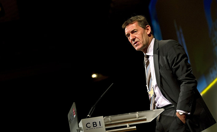 Британский экономист Джим О'Нил