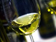 Бокалы с оливковым маслом