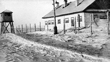 Исправительно-трудовой лагерь в Воркуте