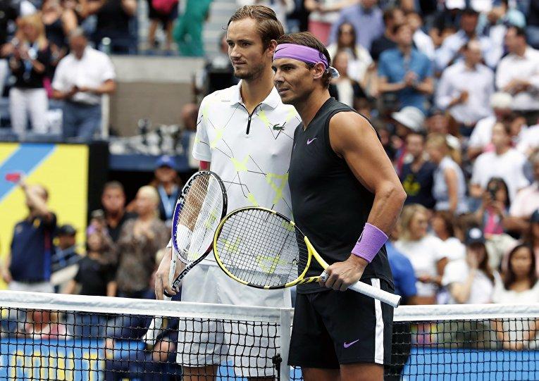 Теннис. US Open. Мужчины. Финал