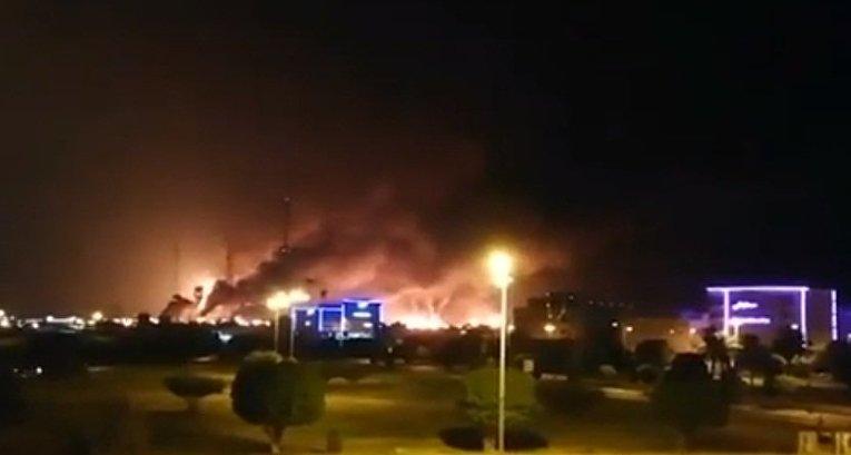 Атаки дронов сократили нефтедобычу в Саудовской Аравии вдвое
